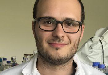Clément LABOIS primé lors de La Journée des Doctorants de l'UHA.
