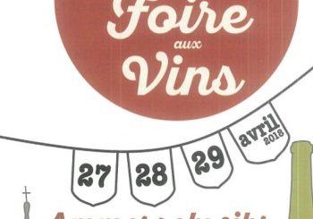 90ème Foire aux Vins d'Ammerschwihr