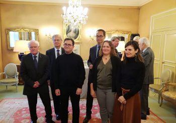 """Dr. Mary-Lorène GODDARD lauréate de la Fondation """"Écologie d'Avenir""""."""